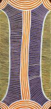 ADA BIRD PETYARRE - (B.c.1930-2009) - AWELYE