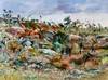 WILLIAM BOISSEVAIN - DARLINGTON LANDSCAPE - Oil on board, William Boissevain, AUD4,000