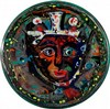 BERNARD HESLING - THE KING - Vitreous enamel on metal, Bernard Hesling, AUD700