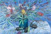 WILLIAM BOISSEVAIN - BANKSIA STILL LIFE - Oil on card, William Boissevain, AUD3,000