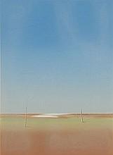 CLIFFORD MALCOLM JONES (1931-2000) SALT FLAT