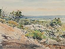 WILLIAM BOISSEVAIN (B. 1927) GREENMOUNT LANDSCAPE