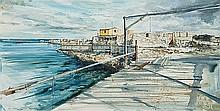 LARRY MITCHELL (B. 1953) TAJ MAHAL, WALLABY