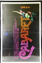 Liza Minnelli Framed Cabaret Original Theatrical Release Movie Poster