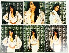 Aaliyah (6) Album Cover ORIGINAL 13.75