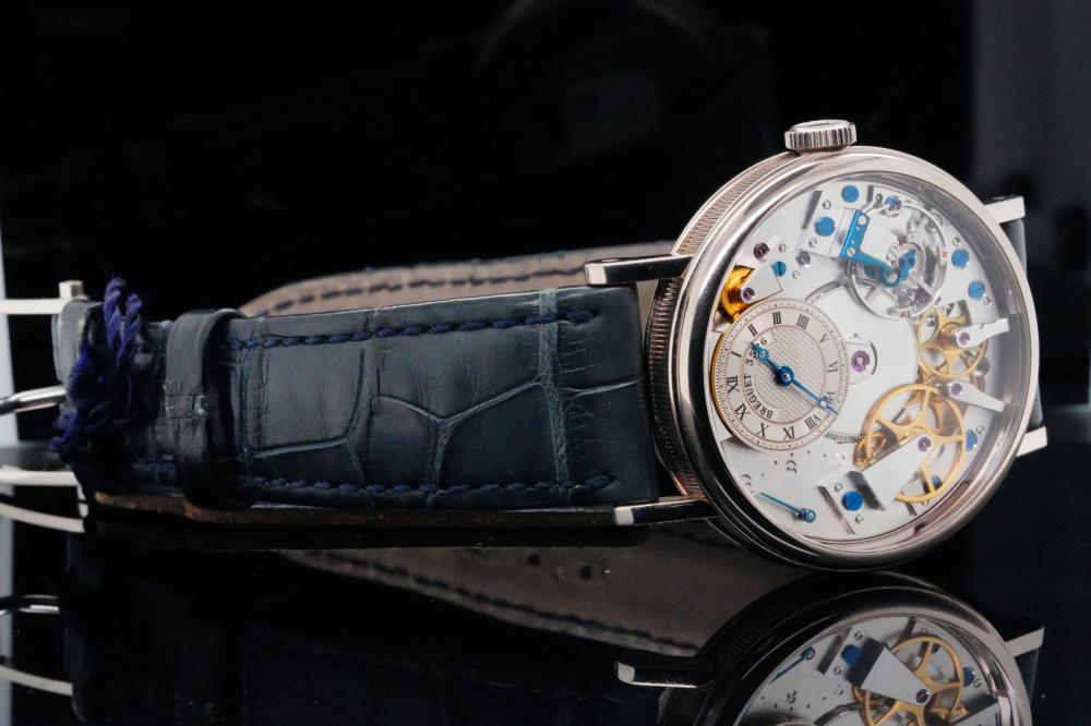Breguet Tradition Skeleton 38mm 18K Automatic Watch