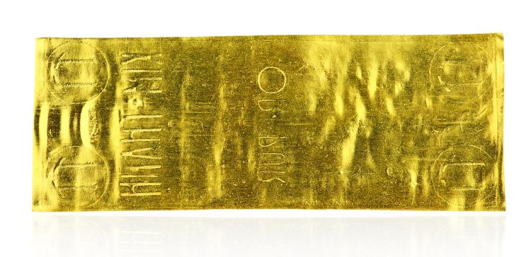 Kim-Thanh Vietnamese .9999 Pure Gold Bar (Refugee Gold Bar F