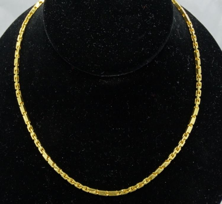 Solid 24K High Karat Yellow Gold