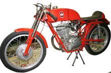 Alfredo Milani?s 1950s Gilera 150 Testasferica Race Motorcycle (Rare)