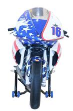 Luca Pedersoli?s 2008 Buell 1125R Winning Race Motorcycle Used in 2008 SuperTwins Race W/Record Lap Time