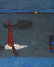 MANRIQUE Cesar, 1920-1992 [ES]. - Composition abstraite, (19)62,