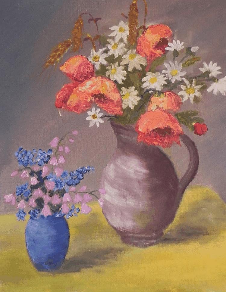 Anonyme 20 bouquet de fleurs for Bouquet de fleurs wine