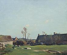 Paysage de Bretagne,