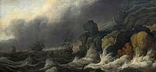 STOOTER Egmont Cornelisz, actif à Leyde entre 1622 et 1655 [NL]. Navir