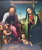 ALBERTINELLI Mariotto, Florence 1474 - 1515 [IT]. La Sainte Famille av, Mariotto Albertinelli, Click for value