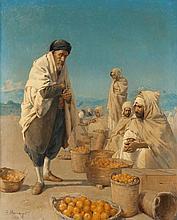 Le marchand d'oranges, 1896,