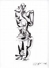 Figure masculine,