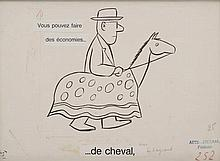 CHAVAL (Yvan Francis Le Louam, dit), 1915-1968 [FR].