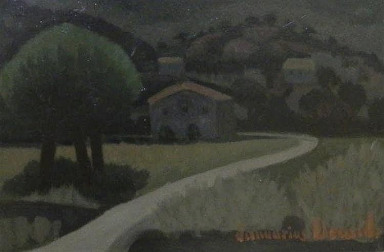 DECARLI (JANUARIUS) Albert-Joseph,  1907-1996 [CH].