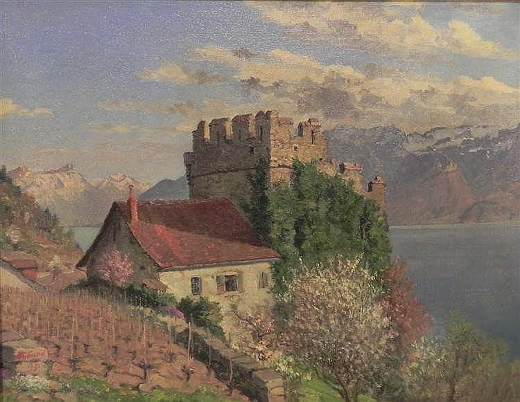 GILLIAND Vincent Aimé, 1884-1942 [CH].