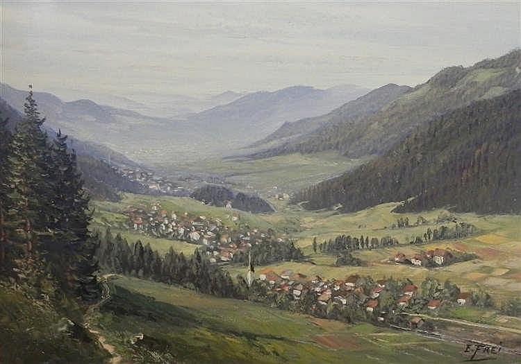 FREI Emil, 1882-1955 [CH].