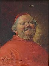BORIONE Bernard Louis, 1865- ? [FR]., Un cardinal,
