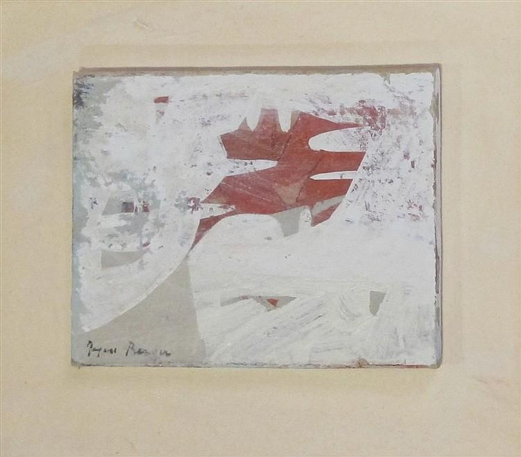BERGER Jaques,  1902-1977 [CH]. - Composition,