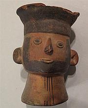 Vase janus, Inca, Pérou, 1200 - 1500 après J.-C.