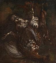 LELIENBERGH Cornelis van (attribué à), 1626-1676 [NL]. Nature morte à la perdrix,