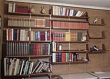 Bibliothèque modulable, années 70.