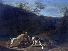 La chasse au renard,