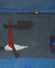 KOLOSZVARY Sigismond, 1899-1983 [HU]. - Composition abstraite, 1967,