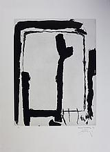 Bohary James, lithograph signed, dated and numbered, Egypte, 1990