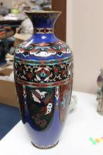 Chinese Blue Banded Agate Snuff Bottle