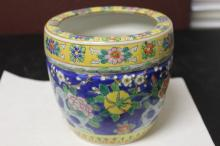An Oriental Ceramic Small Pot