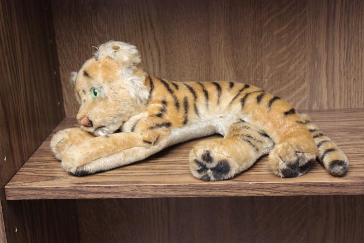 A Stieff Tiger - 1950's