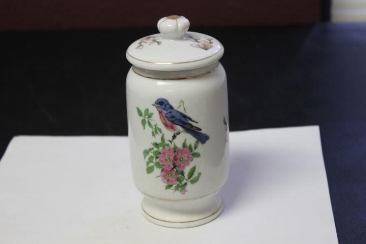 A Lavender Container/Jar