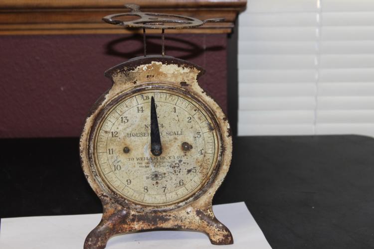 A Vintage Scale