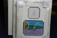 Tubby the Tube Framed Cell