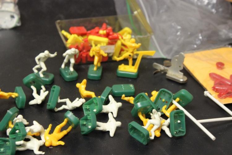Large Lot of Vintage Plastic Figures/Toys