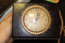 An Antique G.E. Bakelite Clock - 1930's