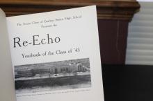 Grafton Senior High School Year Book or Annual - 1943