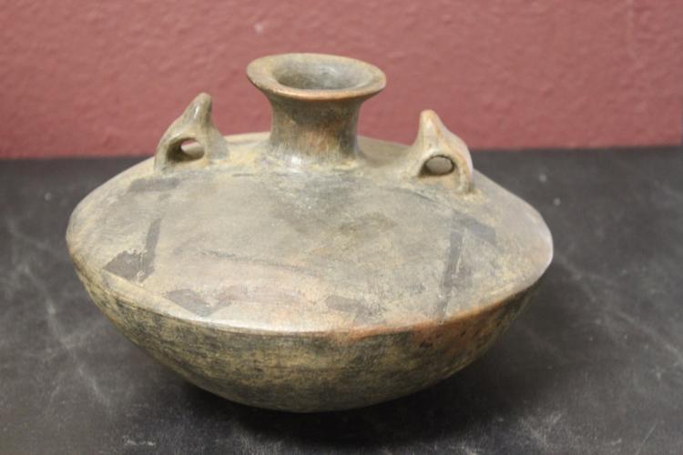 A Pre Columbian? Vessel