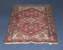 Antique / Vintage Persian Small Rug / Runner