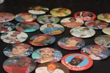 Lot of 25 Baseball Pins
