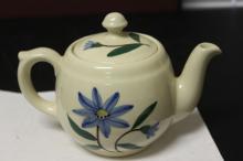 A Shawnee Teapot