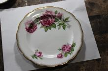A Royal Standard Porcelain Plate