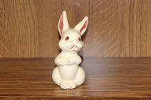 A Shawnee Rabbit - Mid Century Pottery