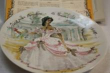 A Limoge Collector's Plate