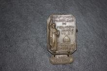 A German Religious? Pin - 1925